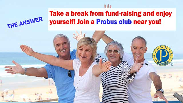 Rotary and Probus in Australia Web